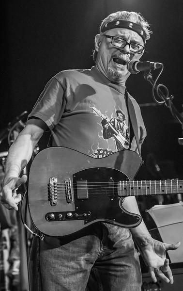 Billy Franze-Joe Cocker Tribute-The Parkway Theatre-2015
