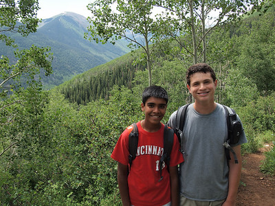 American Lake Hike