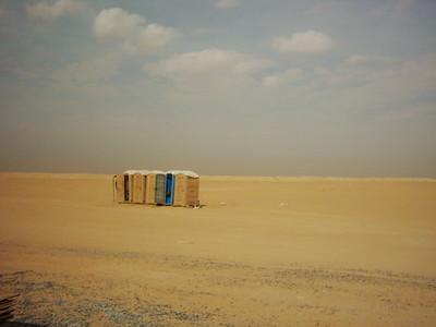 Back in Kuwait