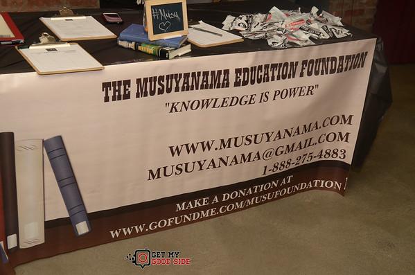 MUSU'S EDUCATION FOUNDATION LAUNCH