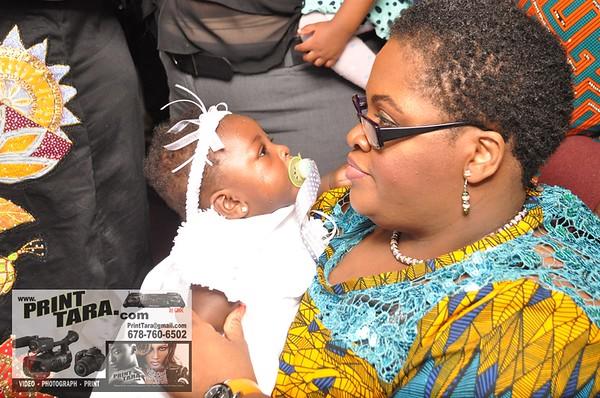 BABY CHRISTENING IN COBB COUNTY