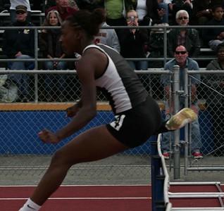 Girls 100 meter Hurdles Finals