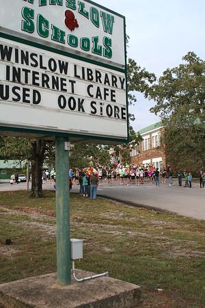 Winslow Half Marathon
