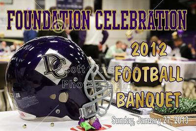 2012 Foundation Celebration Football Banquet (01-27-13)