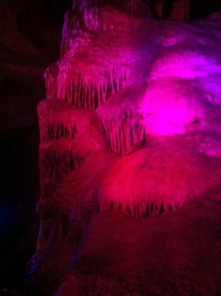 Xhoris: grotten