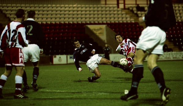 Airdrie v Ross County 10 4 01