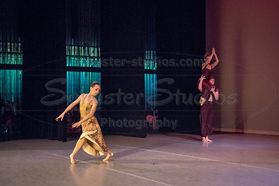 History of Earth and Man - 2016 - Corpus Christi Concert Ballet