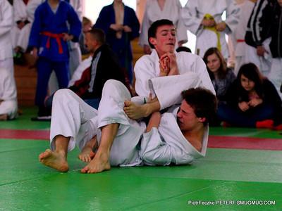 Pawel Pytlinski Judo Memorial Cracow february 2014