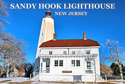 Sandy Hook Lighthouse, New Jersey