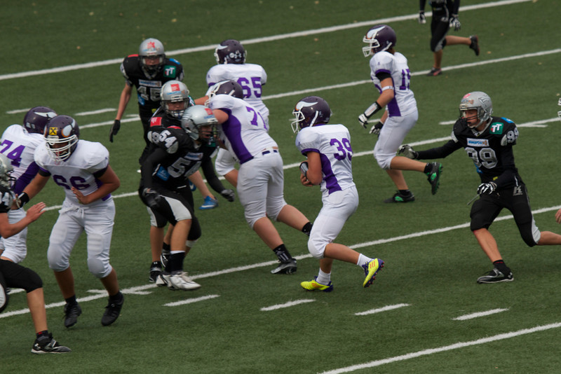 2012; AFBÖ; American Football; Vienna Vikings; Raiders Tirol; U14; Youth