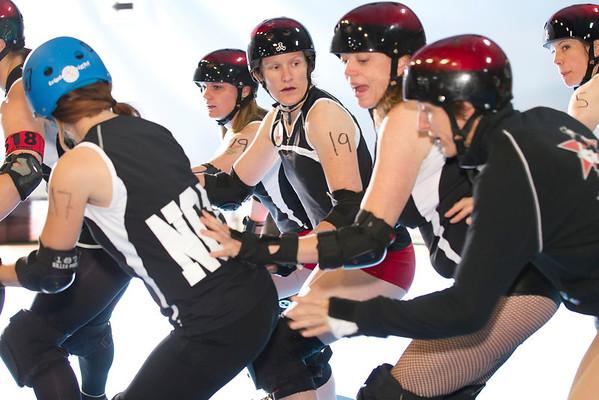 22 April, 2012 RMRG Contenders vs Philly Liberty Belles