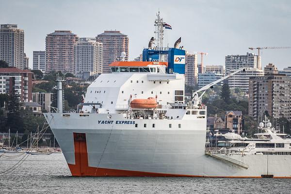 Seven Seas Voyager & Yacht Express 12JAN17