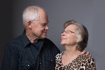 Bruce and Carol