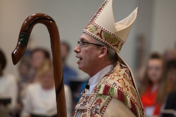 Bishop's Visit - March 2015