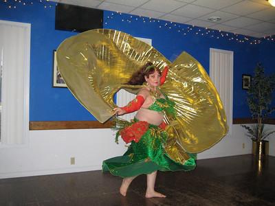 Amara at Haala's Hafla 12/22/07 Photos by Monika of Woodlandwillow.com