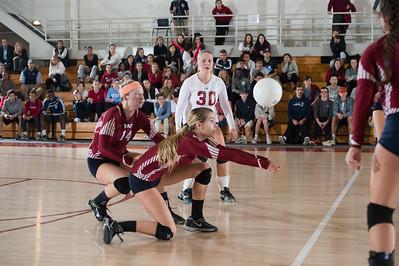 11/16/16: Varsity Volleyball v Phillips Andover