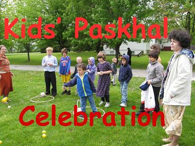 Children's Paschal Celebrations