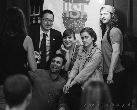 Austin Sketch Fest: One Idiot (NYC), Your Terrific Neighbors, Martin Urbano.