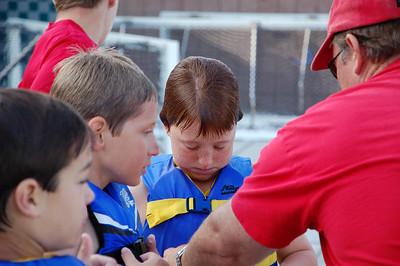 4/29/2009 - Swim Merit Badge Day