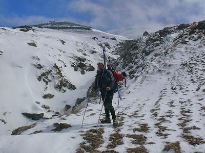 Ski Touring Barranco de Haza de Cardenas