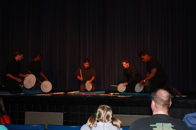 Brass Choir and Percussion Concert