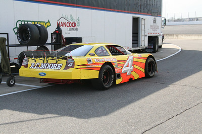 RMR test @ North Wilkesboro NC 3-22-2011