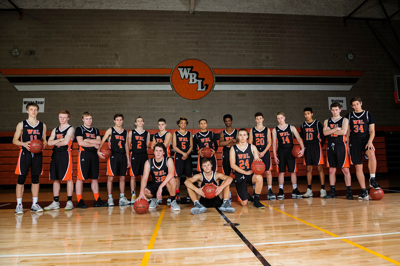 2017/18 WBL Boys Varsity Basketball