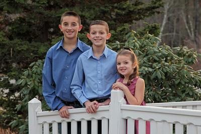 2011 Jones Family