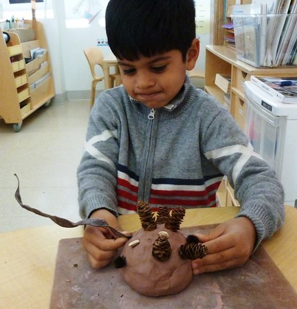 Nature Inspired Designs  - Pre K 3