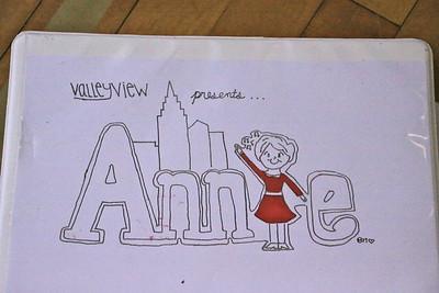 Annie - Rehearsal