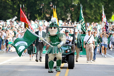 MSU Alumni Marching Band