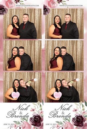 Nick & Brenda's Wedding 2021