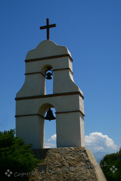Mission Asistencia Bell Tower