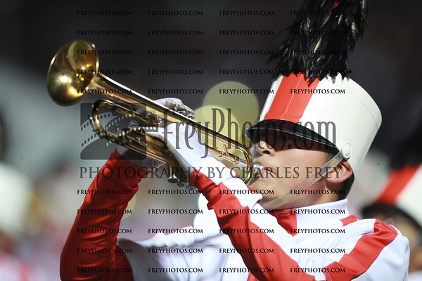 James Logan High School Band and Color Guard