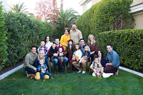 Hadfield family 2013