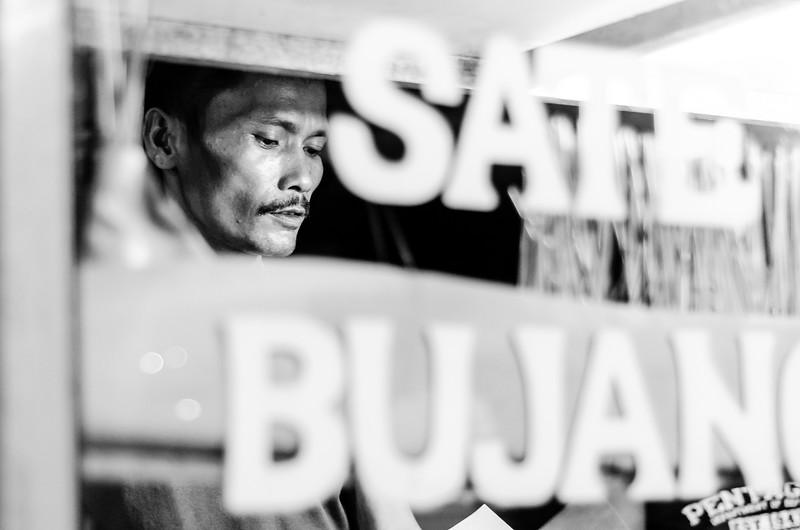 Pak Sate Padang