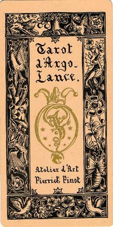 Tarot l' Argolance