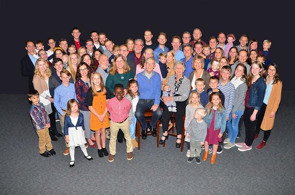 The Kirk Family Thanksgiving