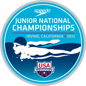 2013-08 Speedo Junior Nationals
