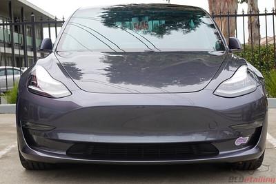 Tesla Model 3 - Midnight Silver 5