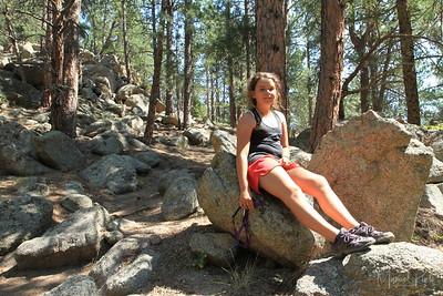 Anne U White Trail