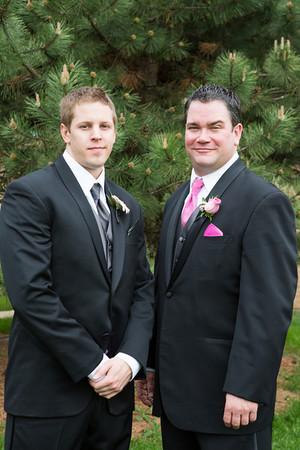 Cegielski Wedding Groom and Guys