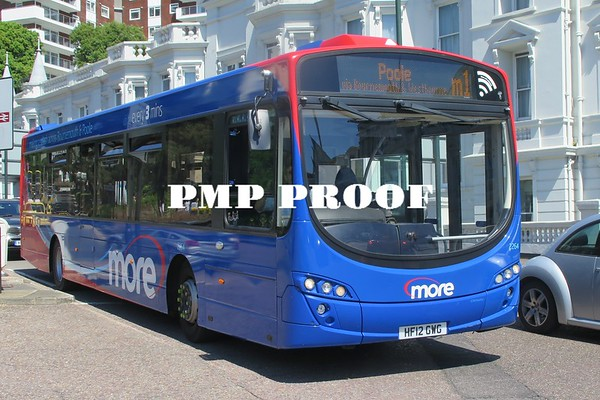 BOURNEMOUTH BUSES JUNE 2017