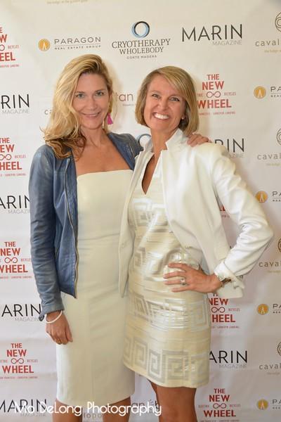 Justine Galloway and Lynne Zaledonis