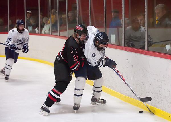1/7/2009 - Nobles Boys Varsity Hockey vs St. Sebs