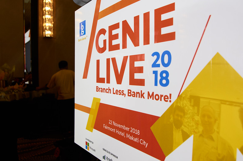 Genie Live 2018