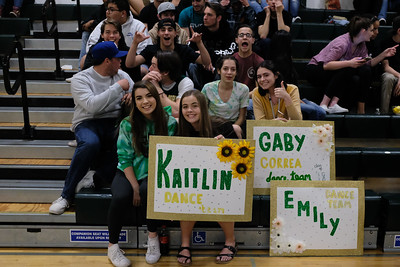 180210 LHS CROWD (LHS-FOOTHILL BASKETBALL GAME)
