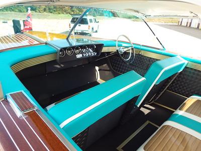 1961 Chris Craft Continental Hard top