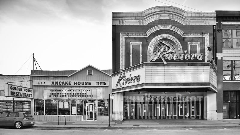 Golden House Restaurant & The Riviera Theatre