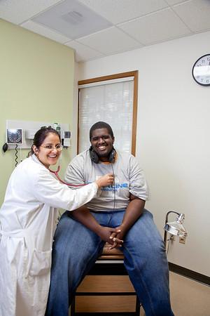 Newark Wellness Staff & Patients